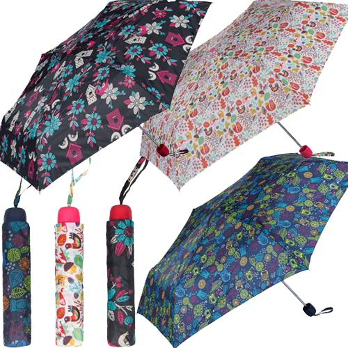 English Country Garden Fashion Print Multipack Umbrella